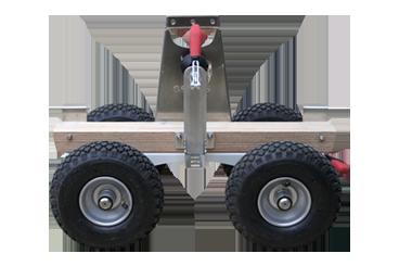 asinello 300, ein kleiner Transportwagen